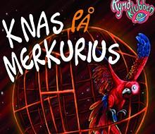 Rymd-klubben E.T. del 4 – Knas på Merkurius