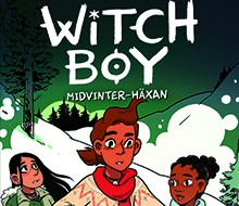 Witchboy 3 – Midvinter-häxan