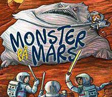 Rymd-klubben E.T. 2 – Monster på Mars