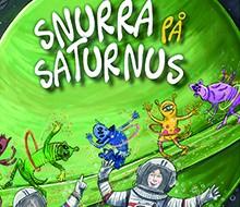 Rymd-klubben E.T. 3 – Snurra på Saturnus